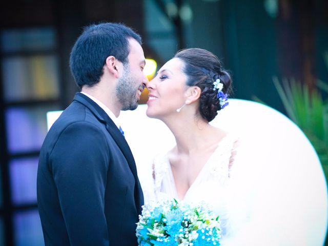 El matrimonio de Hugo y Paola en Rancagua, Cachapoal 66