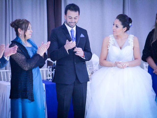 El matrimonio de Hugo y Paola en Rancagua, Cachapoal 67