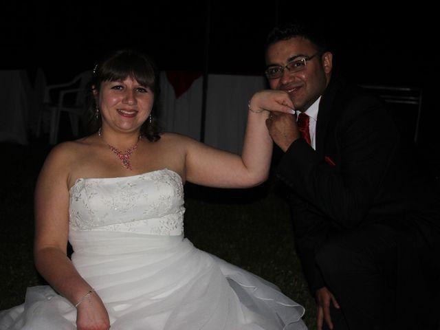 El matrimonio de Jenifer y Rafael