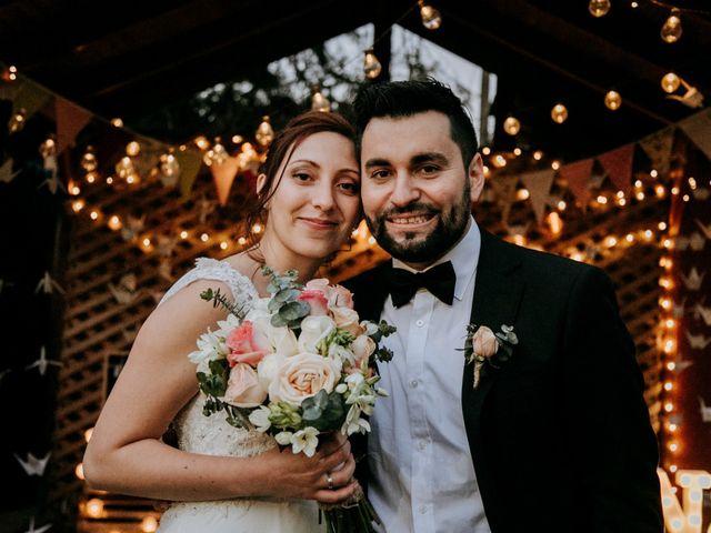El matrimonio de Alejandra y Nicolás