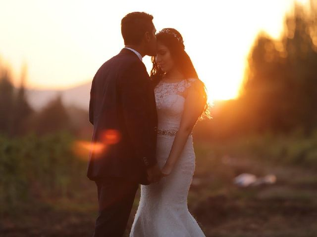 El matrimonio de Ámbar   y Diego