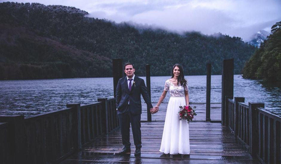 El matrimonio de María Eliana y Jonatan en Panguipulli, Valdivia