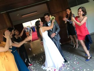 El matrimonio de Catalina y Sebastian  1
