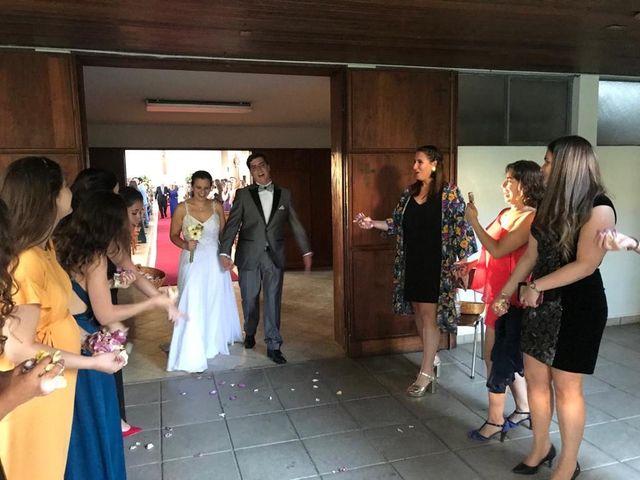 El matrimonio de Catalina y Sebastian