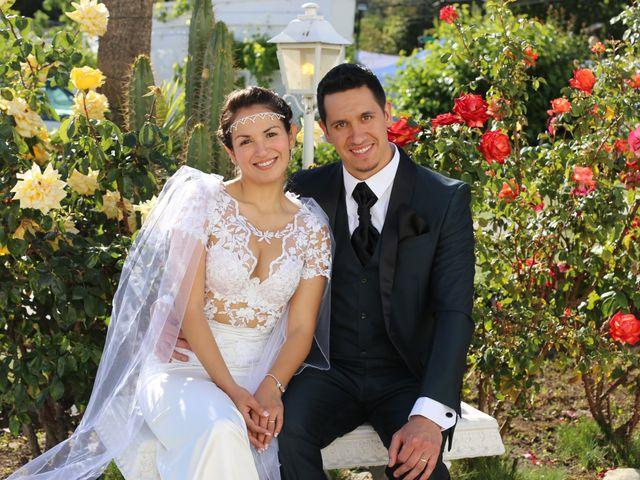 El matrimonio de Karla y Rubén
