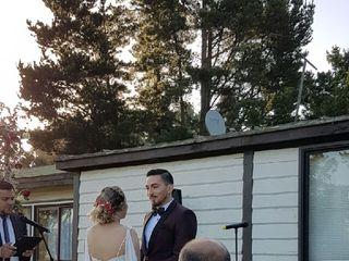 El matrimonio de Abigail y Tomás 1
