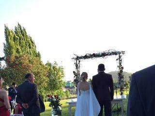 El matrimonio de Abigail y Tomás 3