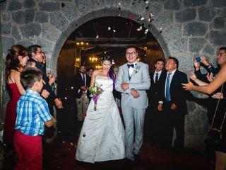 El matrimonio de Magaly y Henry
