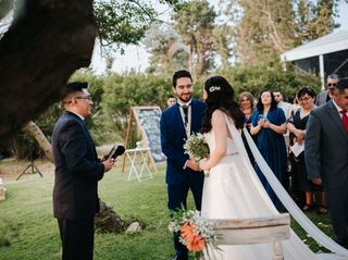 El matrimonio de Debora y Diego 2