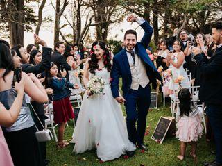 El matrimonio de Debora y Diego
