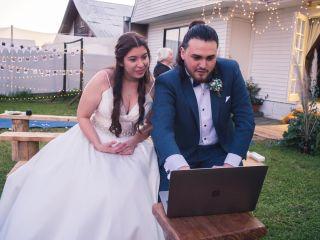 El matrimonio de Quisi  y Carlos 2