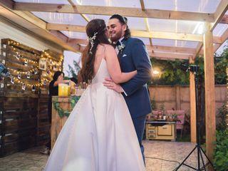 El matrimonio de Quisi  y Carlos