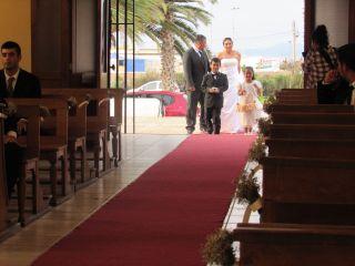 El matrimonio de Elizabeth y Alexis 1