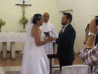 El matrimonio de Elizabeth y Alexis 3