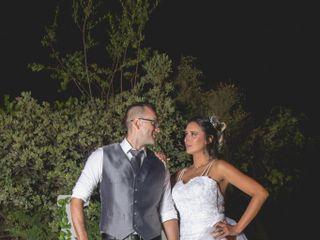 El matrimonio de Vanessa y Cristopher 1