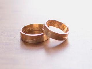 El matrimonio de Vanessa y Cristopher 2