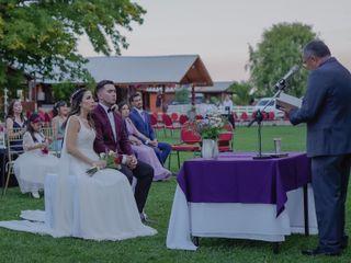 El matrimonio de Felipe y Mónica 3
