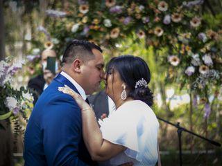 El matrimonio de Jorge y Alejandra