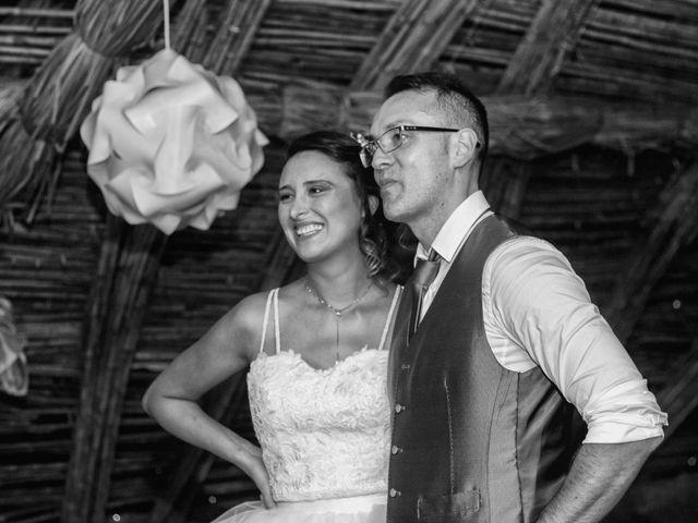 El matrimonio de Vanessa y Cristopher