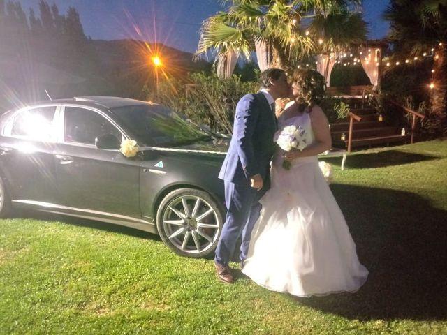 El matrimonio de Cecilia y Hector