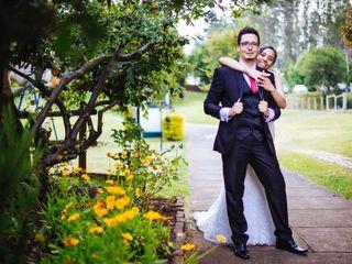El matrimonio de Alejandra y Francisco
