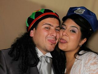 El matrimonio de Francisco y Paulina 1