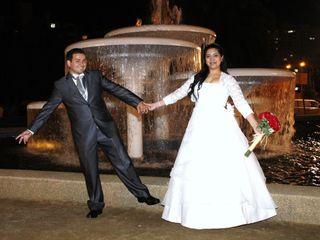 El matrimonio de Francisco y Paulina