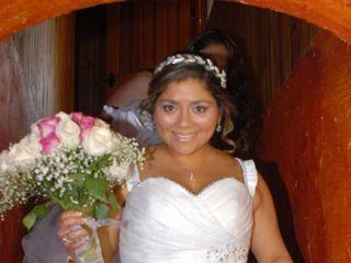 El matrimonio de Mariana y Marco 1