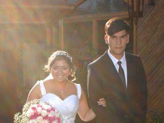 El matrimonio de Mariana y Marco 2