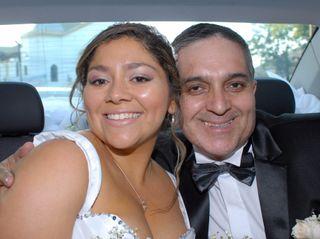 El matrimonio de Mariana y Marco
