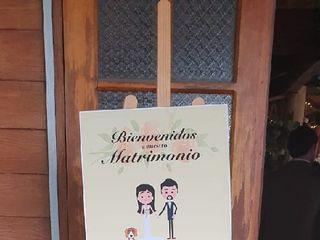 El matrimonio de Marcelo  y Francisca  3