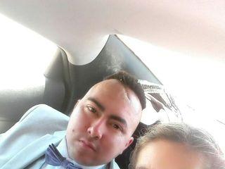 El matrimonio de Melissa y Silvio 1