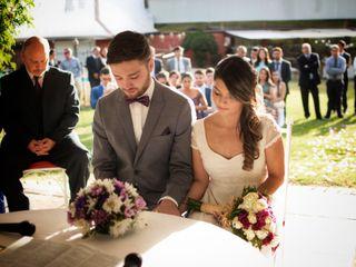El matrimonio de Josefa y Vicente 2