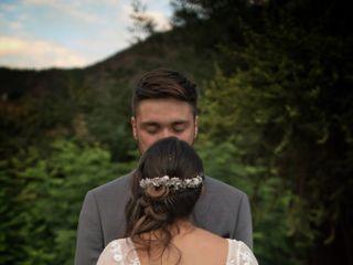 El matrimonio de Josefa y Vicente