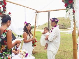 El matrimonio de Carol y Héctor