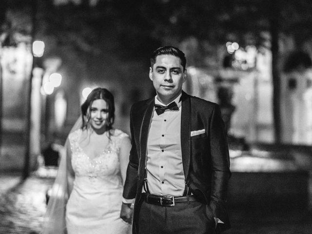 El matrimonio de Stefania y Carlos
