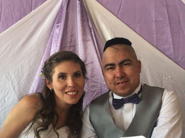 El matrimonio de Melissa y Silvio