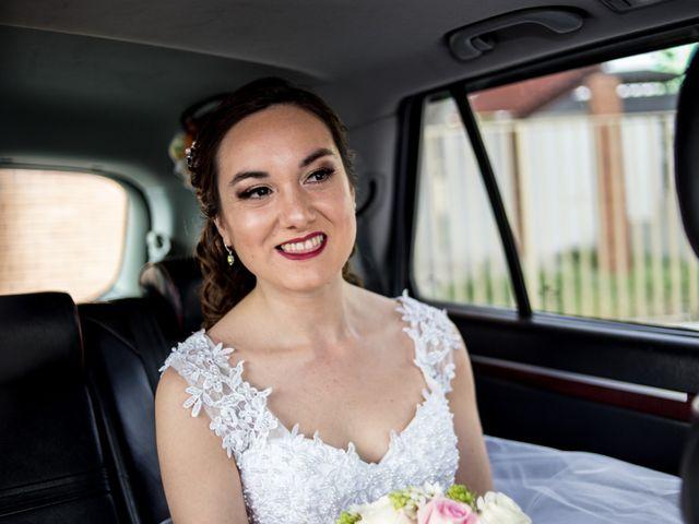 El matrimonio de Eduardo y Linda en San Bernardo, Maipo 7