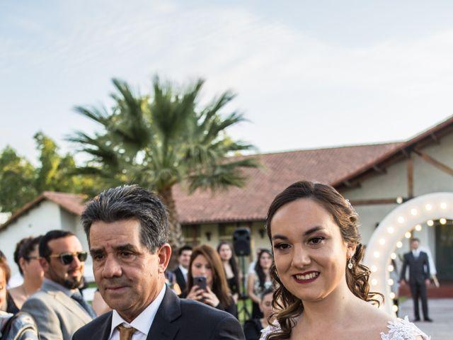 El matrimonio de Eduardo y Linda en San Bernardo, Maipo 8