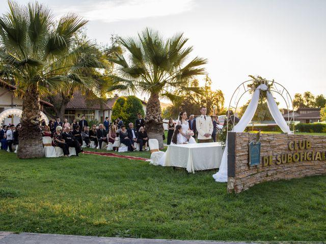 El matrimonio de Eduardo y Linda en San Bernardo, Maipo 9