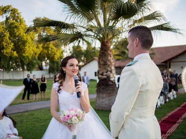 El matrimonio de Eduardo y Linda en San Bernardo, Maipo 11