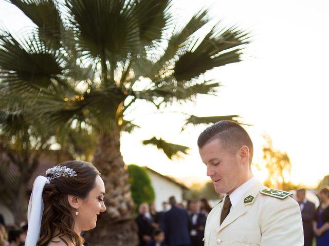 El matrimonio de Eduardo y Linda en San Bernardo, Maipo 12