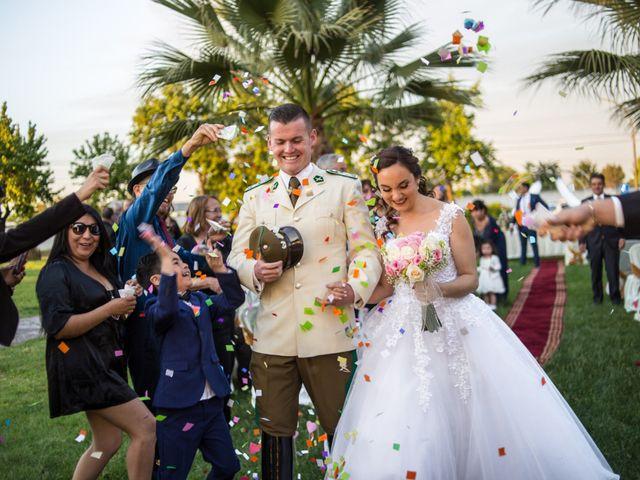 El matrimonio de Linda y Eduardo