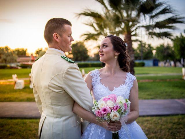 El matrimonio de Eduardo y Linda en San Bernardo, Maipo 17