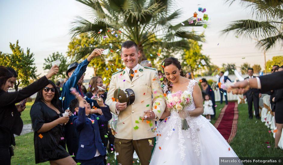 El matrimonio de Eduardo y Linda en San Bernardo, Maipo