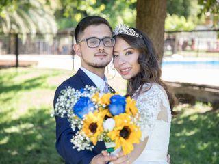 El matrimonio de Kathia y Josué