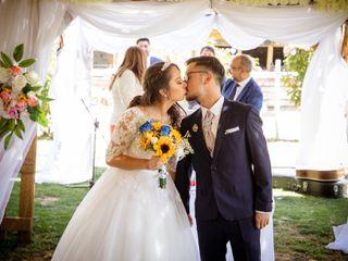 El matrimonio de Kathia y Josué 2