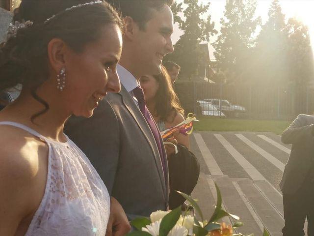 El matrimonio de Javiera  y Juan Pablo