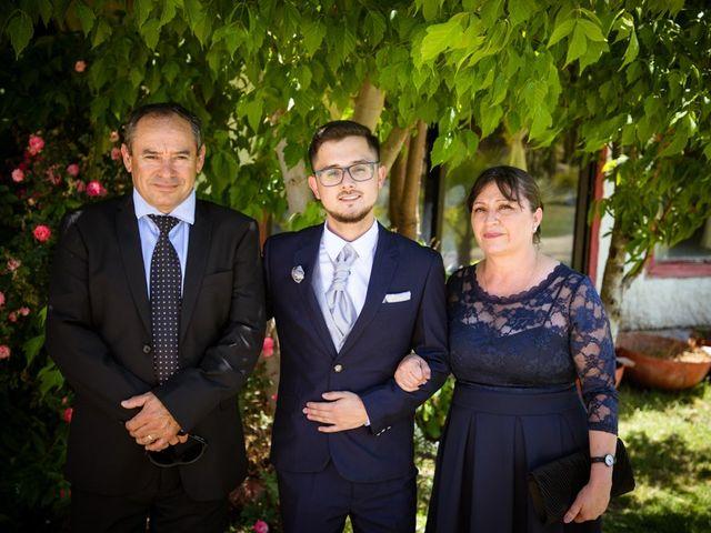 El matrimonio de Josué y Kathia en Curacaví, Melipilla 14