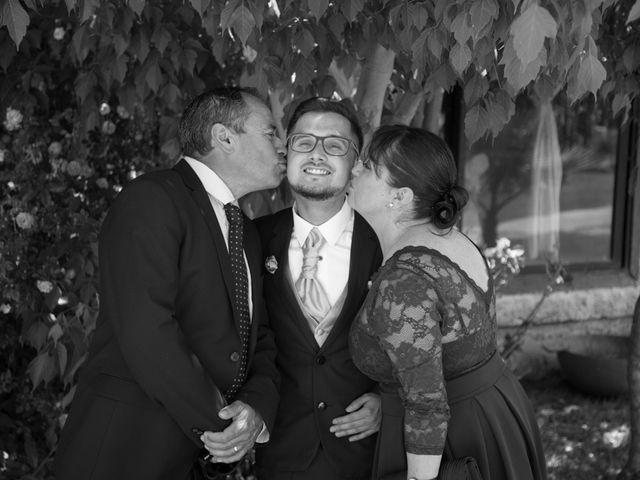 El matrimonio de Josué y Kathia en Curacaví, Melipilla 15
